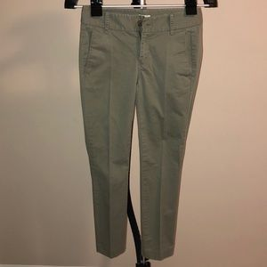 J.CREW FRANKIE pants/trousers